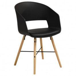 Židle Relia, černá SCHDN22252-1 SCANDI