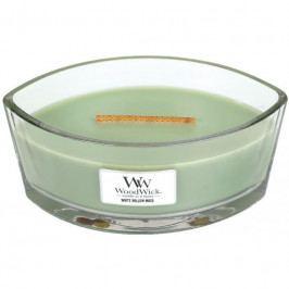 Vonná svíčka WoodWick loď, White Willow Moss 32007 Woodwick