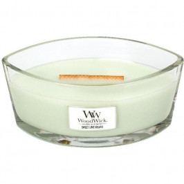 Vonná svíčka WoodWick loď, Sweet Lime Gelato 31979 Woodwick