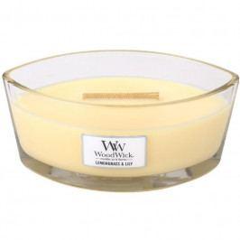 Vonná svíčka WoodWick loď, Lemongrass & Lily 31869 Woodwick