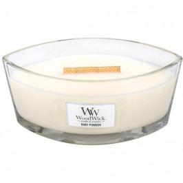 Vonná svíčka WoodWick loď, Baby Powder 31757 Woodwick