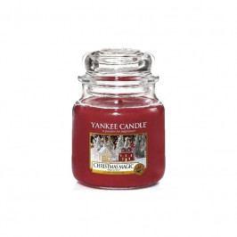 Vonná svíčka Yankee Candle Christmas Magic, střední 30626 Yankee Candle