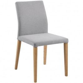 Jídelní židle Evenus, šedá SCHDN0000072800 SCANDI