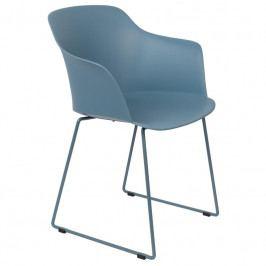 Jídelní židle WLL TANGO, modrá 1200175 White Label Living