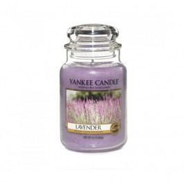 Vonná svíčka Yankee Candle Lavender, velká 25362 Yankee Candle