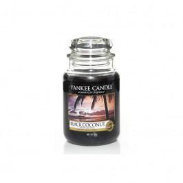 Vonná svíčka Yankee Candle Black Coconut, velká 22661 Yankee Candle
