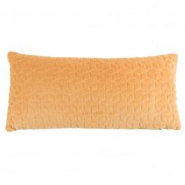 Polštář WLL Iris, žlutá 8600063 White Label Living