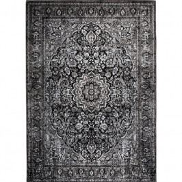 Koberec WLL Chi 160x230 cm, černá 6000080 White Label Living