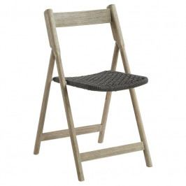 Židle LaForma Picot, tmavě šedá CC0202J15 LaForma