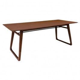 Jídelní stůl Nordic Living Wex 200 cm, hnědá 2201011 Nordic Living
