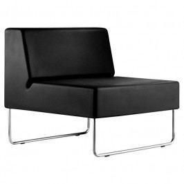 Modul Host lounge, černá 790B Pedrali