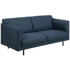 Pohovka Manora 180 cm, látka, tmavě modrá SCHDN0000076939 SCANDI