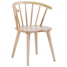 Jídelní židle LaForma Krise, přírodní CC0219M46 LaForma