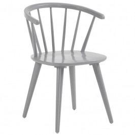 Jídelní židle LaForma Krise, světle šedá CC0219M14 LaForma