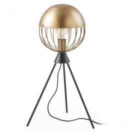 Stolní lampa LaForma Breeza, mosazná AA0008R53 LaForma