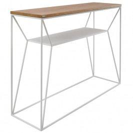 Toaletní stolek Maximo 100 cm, dub/bílá Max-W take me HOME