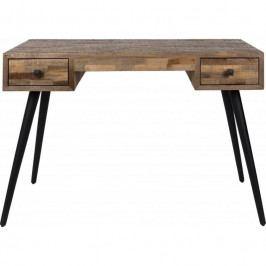 Kancelářský stůl WLL LEO, teakové dřevo 2600003 White Label Living