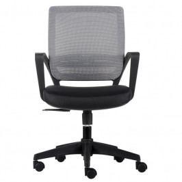 Kancelářská židle Senco, šedá/černá 111878 CULTY