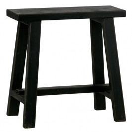 Stolička Larse, černá dee:373683-Z Hoorns