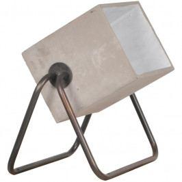 Stojací lampa ZUIVER CONCRETE UP, ocel, beton 5002901 Zuiver