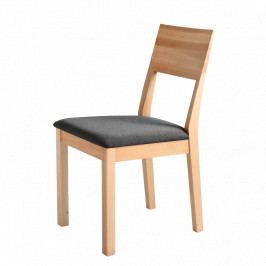 Jídelní židle Forman, tmavě šedá Nordic:83601 Nordic