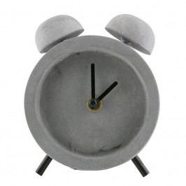 Stolní hodiny Merto, beton, šedá Sdee:373632-B Hoorns +