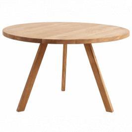 Jídelní stůl Tree 120 cm, dub Nordic:81989 Nordic