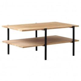 Konferenční stolek Raveno 100x60 cm, dub Nordic:81990 Nordic