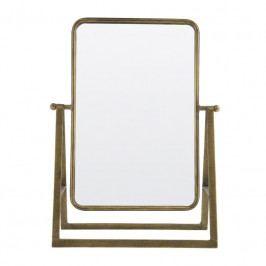 Stojací zrcadlo Lyrai, 46 cm, bronzová dee:800774-B Hoorns