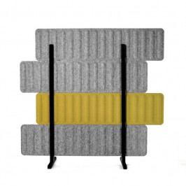 Akustický panel Colorino na dřevěném podstavci 180x170 GRS-4 MARBET STYLE