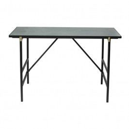 Kancelářský stůl DanForm Mood, zelený mramor 400801411 DAN FORM