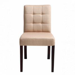 Židle Sew, písková, tmavá podnož Nordic:55343 Nordic