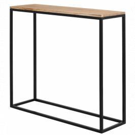 Toaletní stolek Luren Dub, 92 cm vysoký (RAL4001)  Nordic:56229 Nordic