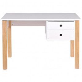 Dětský pracovní stůl Wooliz, borovice dee:380150-W Hoorns