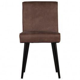 Jídelní židle Bubbles, čokoládová dee:378650-06 Hoorns