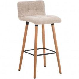 Barová židle Connie, krémová | -40 % Scsv:WH101090304 DMQ+