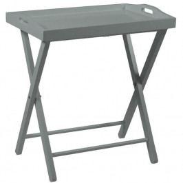 Servírovací stolek Vesna, šedá SCHDN0000066931 SCANDI