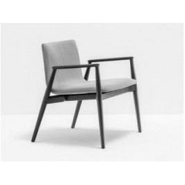 Židle Malmö 296 (Černá)  malmo296 Pedrali