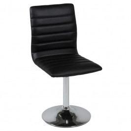 Jídelní židle Paula, černá SCHDN0000048946S SCANDI+