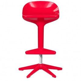 Barová židle Curling, červená kh:1101 Culty Gold