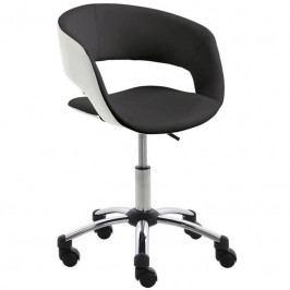 Konferenční židle Garry, černá SCHDN0000061264 SCANDI
