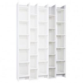 Knihovna Manon 50 cm, bílá dee:370187-GOW Hoorns