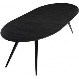 Rozkládací stůl DanForm Eclipse 200-300 cm, černá DF400801400-400801404 DAN FORM