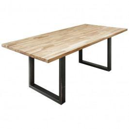 Jídelní stůl Logan 200 cm, dub/černá in:36923 CULTY HOME