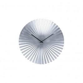Nástěnné hodiny Trivet, 50 cm, stříbrná tfh-KA5658SI Time for home
