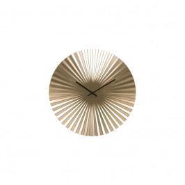 Nástěnné hodiny Trivet, 40 cm, zlatá Stfh-KA5657GD Time for home+