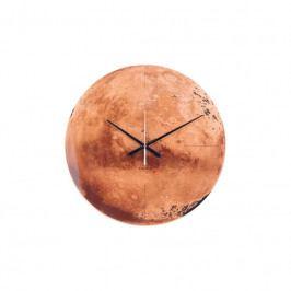 Nástěnné hodiny Mars, 60 cm, hnědá Stfh-KA5638 Time for home+