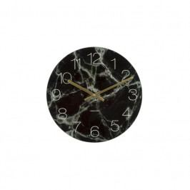 Nástěnné hodiny Marble, 40 cm, černá Stfh-KA5618BK Time for home+