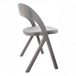 Designová židle Gesto, látka CATAST1100 Alma Design