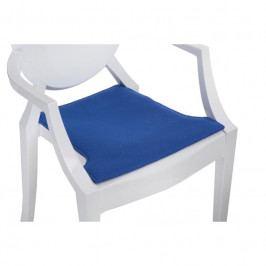Podsedák na židli Ghost, modrá 78707 CULTY